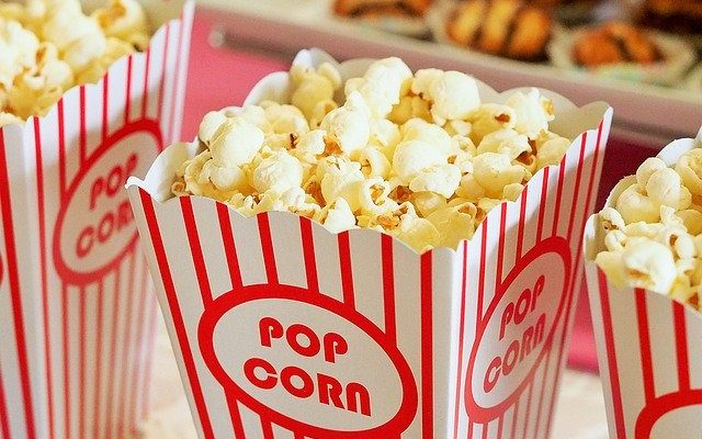 Popcorn & A Movie Night – ON HOLD