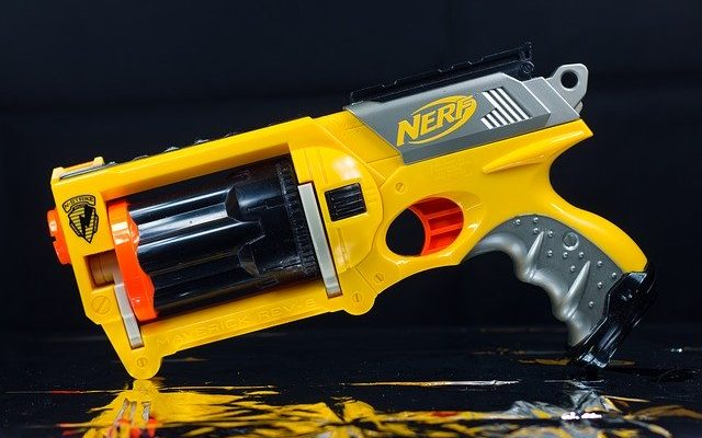 NERF Wars! ON HOLD