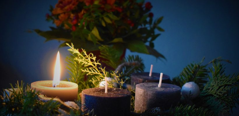 1st Sunday in Advent Meditation